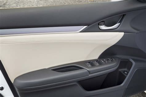 2017 honda civic sedan interior door panel motor trend