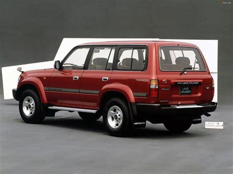 Toyota Landcruiser Ii 1992 Toyota Land Cruiser Image 9