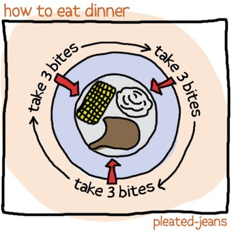 how to a to eat food how to eat fast food 11 pics
