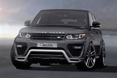 exclusive range rover sport caractere exclusive range rover sport introduced