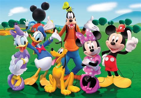 mickey club house mickey mouse clubhouse characters names quotes