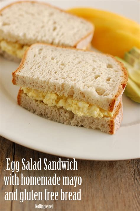 how to make egg salad sandwiches