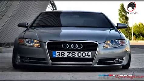 audi a4 modified audi a4 b7 smokesilver modified car hd