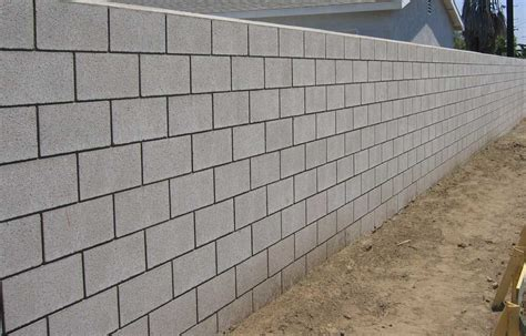 garden wall cost calculator concrete block calculator find the number of blocks