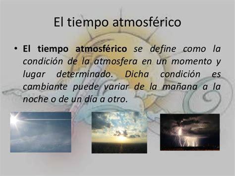 en el tiempo de 0786247592 elementos del tiempo atmosf 233 rico