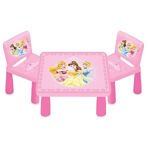 disney princess table and chair set disney princesses table and chair set bed bath beyond