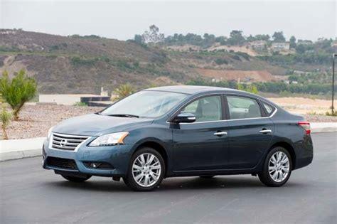 2014 Nissan Sentra SL: Reconsider Me   Kelley Blue Book