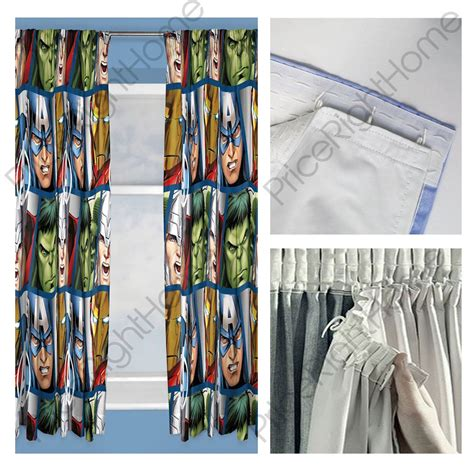 avengers curtains marvel avengers shield curtains 2 drop lengths curtain