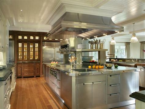 stainless steel kitchen ideas stainless steel kitchen cabinets hgtv pictures ideas