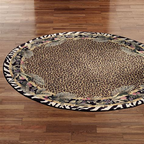 safari rug jungle safari animal print area rug