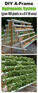 Vertical Hydroponic Garden Diy 2 Diy Vertical Hydroponic Gardening Systems How To Grow