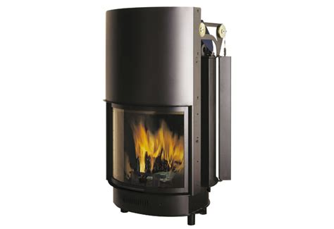 Boiler Fireplace by Edilkamin Acquatondo Sphere 22 23kw Back Boiler
