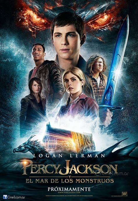 Percy Jackson: Sea Of Monsters new Spanish poster