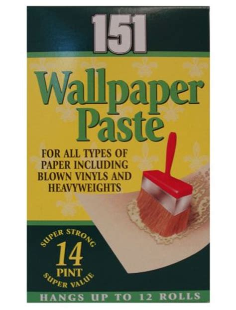 wallpaper edge paste 151 wallpaper paste 12 rolls