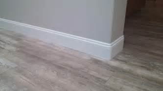 Modern Baseboard new baseboards over tile flooring modern san diego by vrieling