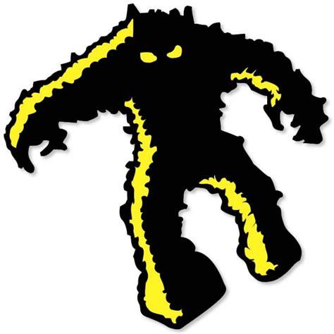 Monster Aufkleber Gelb by Sticker Monster Clipart Best
