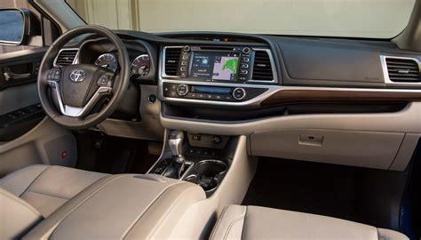 2014 Highlander Interior by 2014 Toyota Highlander Interior Best Car To Buy