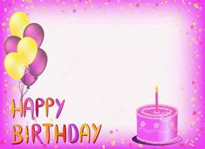 birthday template birthday card templates free premium templates