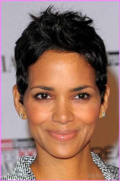 black ladies with round face hair style haircuts for round faces black women stylesstar com