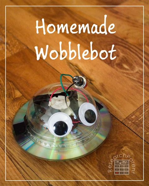 diy engineering projects wobblebot bigdiyideas