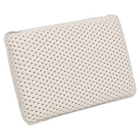 bathtub cushions luxury white foam bath pillow spongy cushion spa tub head
