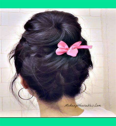 Sock Bun Hairstyles by Braided Sock Bun Hairstyles Tina