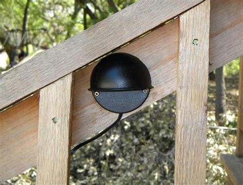 solar deck lighting solar deck lighting kits home design ideas