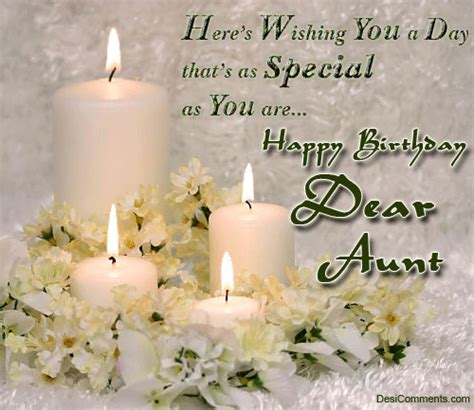 Happy Birthday Auntie Quotes Birthday Wishes For Aunt Pictures Images Graphics For