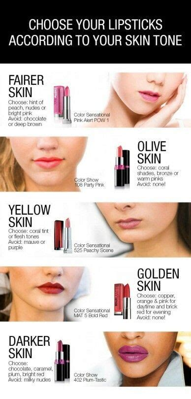 choose color always wondered how to choose the right lipstick color for