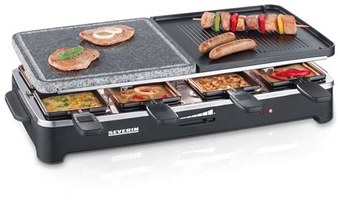 Grille Severin by Raclette Grill With Grill Severin