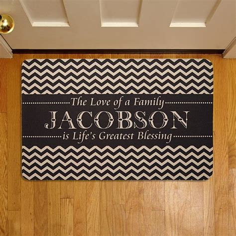 Personalized Doormats by Personalized Doormats Welcome Mats Personal Creations