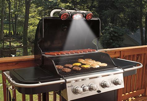 Grill Light by 10 Awesome Barbeque Gadgets