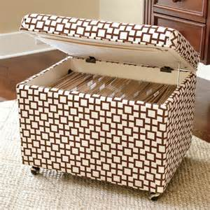 File Storage Ottoman File Storage Ottoman Show Me The Way Diy I Might Actually Try