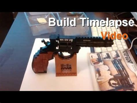 Ausini Gun Magnum Revolver ausini brick gun magnum revolver build timelapse