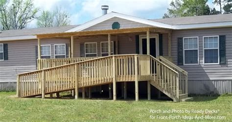 mobile home porch plans porch designs for mobile homes mobile home porches
