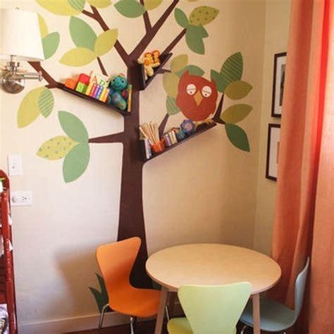 Tree Shelf Nursery by 10 Fascinating Tree Bookshelf Arrangements