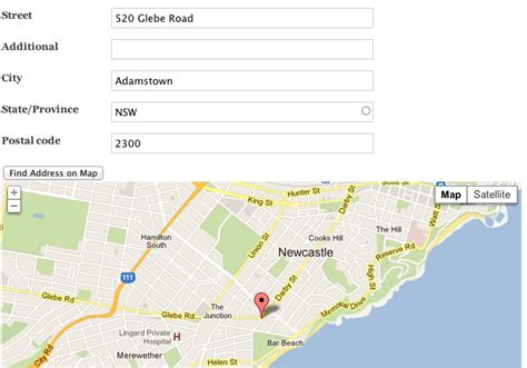 Search For Addresses Of Find Address On Map Button 1921872 Drupal Org