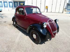 Fiat Topolino For Sale Fiat 500 Topolino A Anno 1942 For Sale