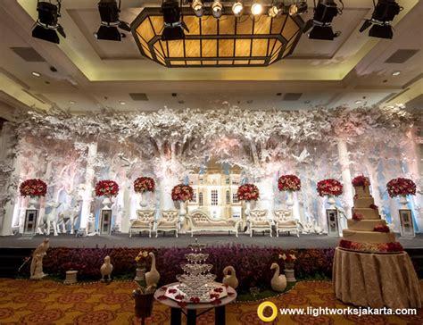 Wedding Jw Marriott Jakarta by Jw Marriott Jakarta Lightworks