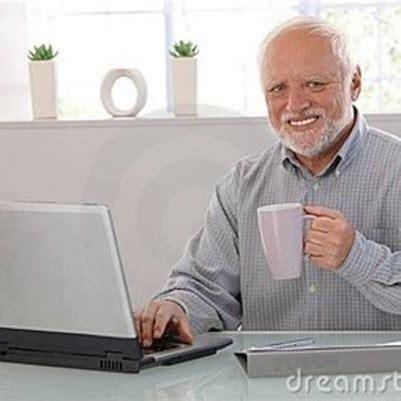 Old Guy Memes - dead inside grandpa meme generator