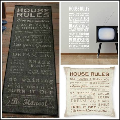house rules home design house rule helpers fresh design blog