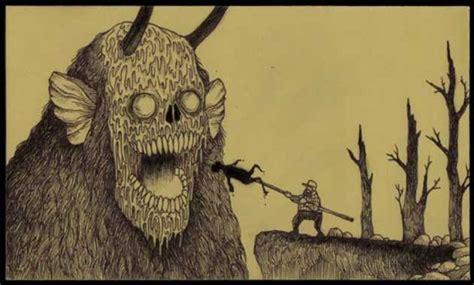 compro horror testo donde viven los mostruos taringa