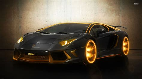 Lamborghini Gallardo Gold Lamborghini Gallardo 2015 Gold Wallpaper