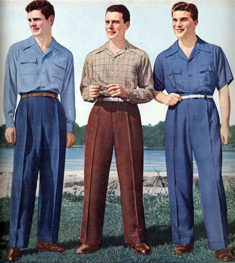17 best ideas about 1940s mens fashion on 1950