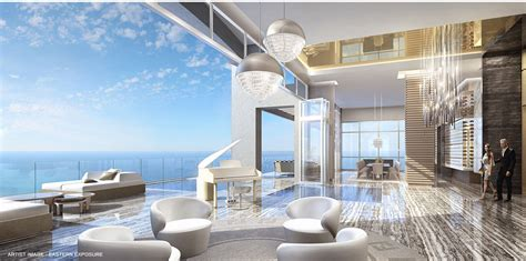 4 Bedroom Apartments In Tampa Fl mansions at acqualina luxury oceanfront condos in sunny