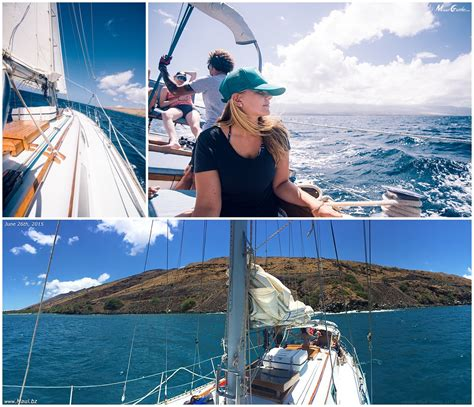 maui boat charters shadowfax sailing review maui guide
