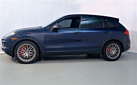 Porsche Cayenne Turbo For Sale by 2011 Porsche Cayenne Turbo For Sale In Norwell Ma A87672
