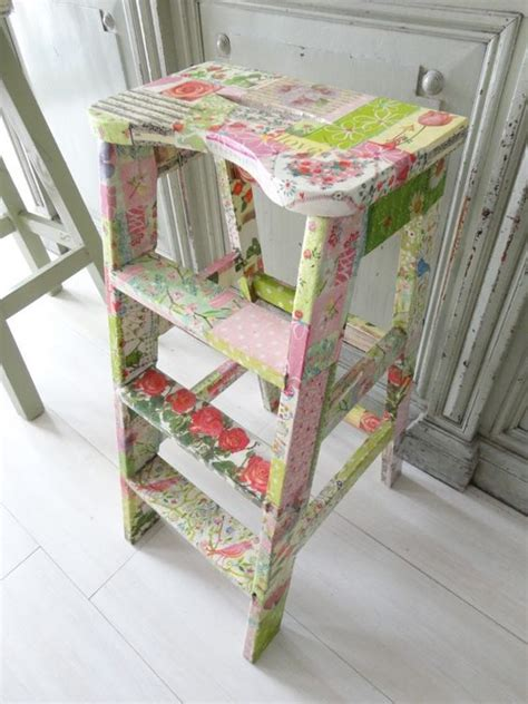 Decoupage Furniture For Sale - decoupage with napkins m 243 veis restaurados