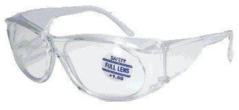mag safe magnifying reader safety glasses reading