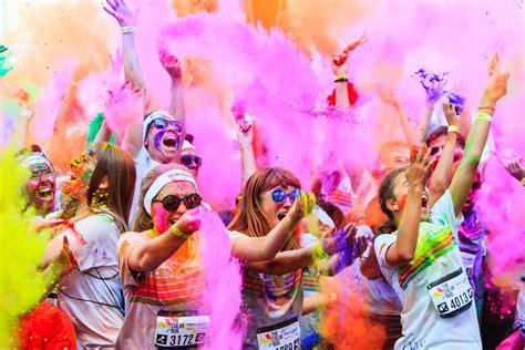color run la invitatie la the color run mamaia andrei gligor